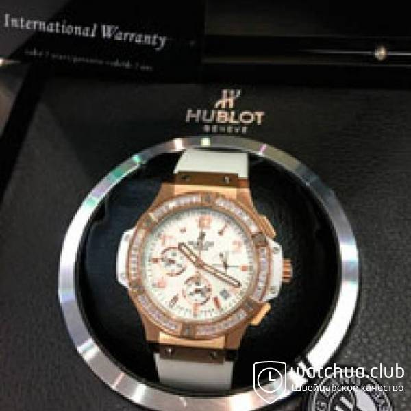 Hublot Tutti Frutti Golden White вид 2