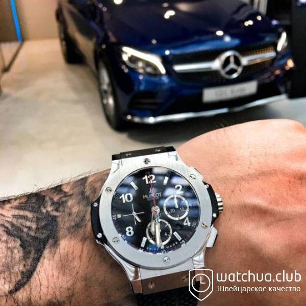 Hublot Big Bang Titanium  HB4100 вид 1