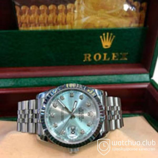 Rolex Datejust All Steel вид 2