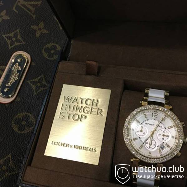 Michael Kors Parker Chronograph Watch MK6119 вид 1