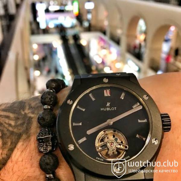 Hublot Classic Fusion Tourbillon Night Out вид 13
