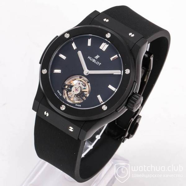 Hublot Classic Fusion Tourbillon Night Out вид 3