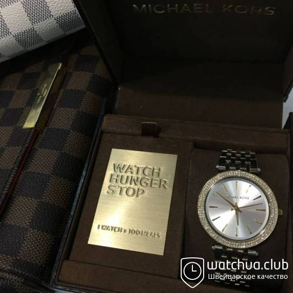 Michael Kors Darci MK3203 Two-Tone вид 1