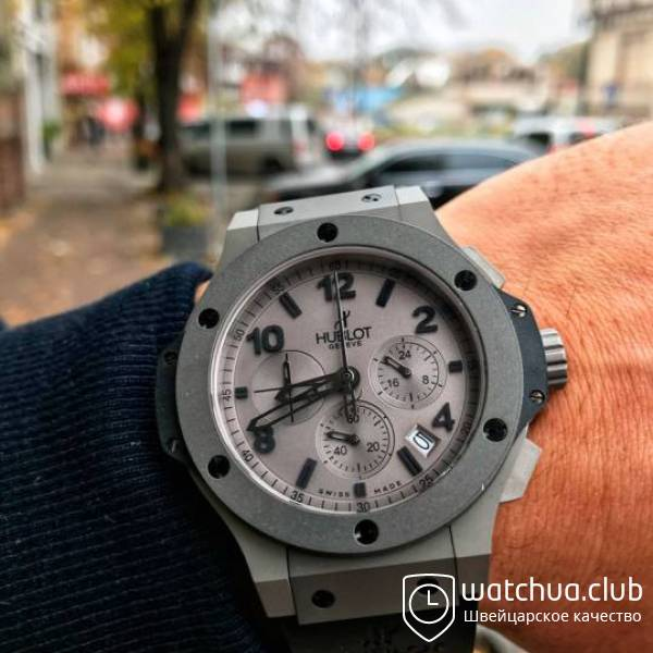 Hublot Big Bang Mat Titanium вид 1