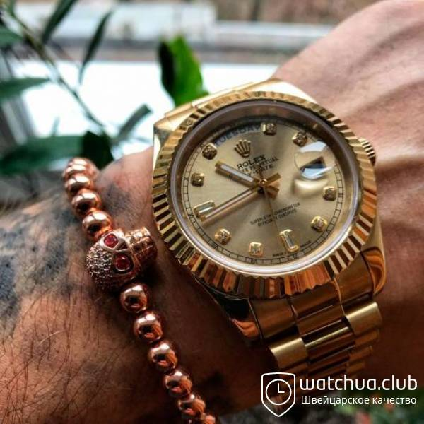 Rolex Day-Date All Gold вид 1