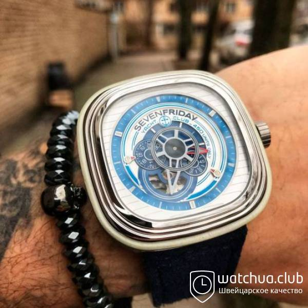 SevenFriday P3-06 Yacht Club вид 1