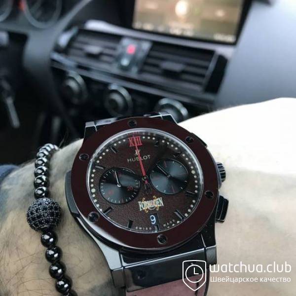 Hublot Forbidden Chrono Ceramic вид 2