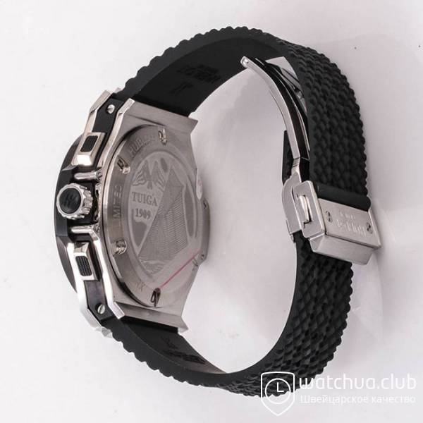 Hublot Big Bang Titanium Black Bezel вид 5