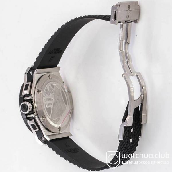 Hublot Big Bang Titanium Black Bezel вид 6