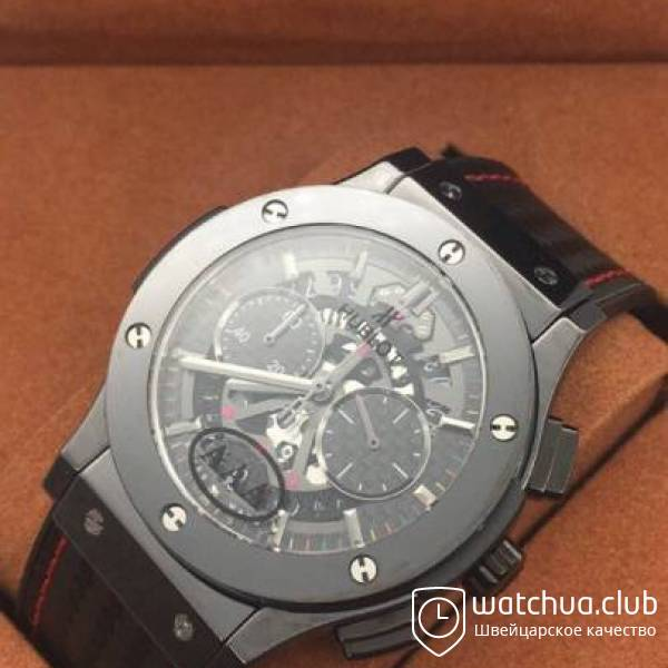 Hublot Best Buddies Aerocarbon Steel Black вид 2