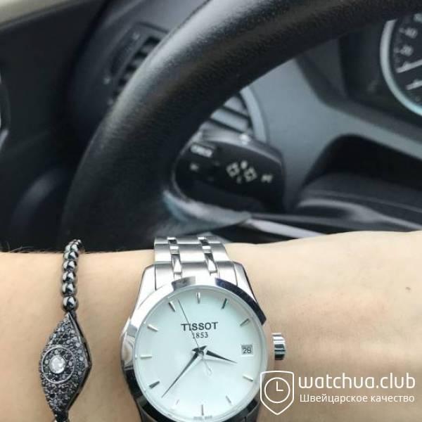 4e95ba1c Купить Женские часы Tissot в Украине. Самая низкая цена на часы ...