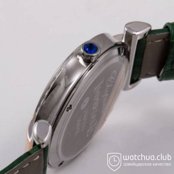 Chopard Imperiale Jade Steel Green Strap вид 4