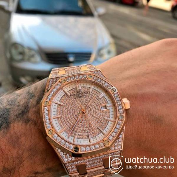Audemars piguet diamonds вид 1