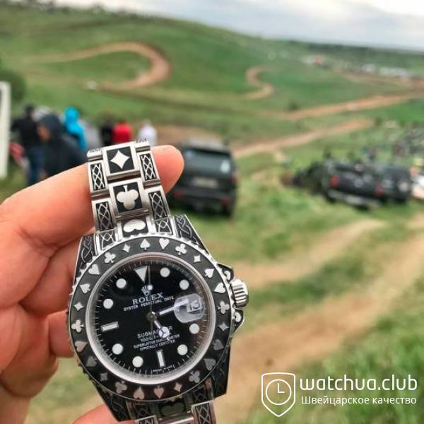 ROLEX Submariner COSMOGRAPH POKER вид 1