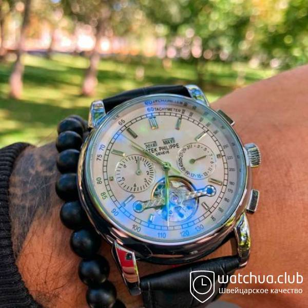 Grand Complications Silver Black вид 1