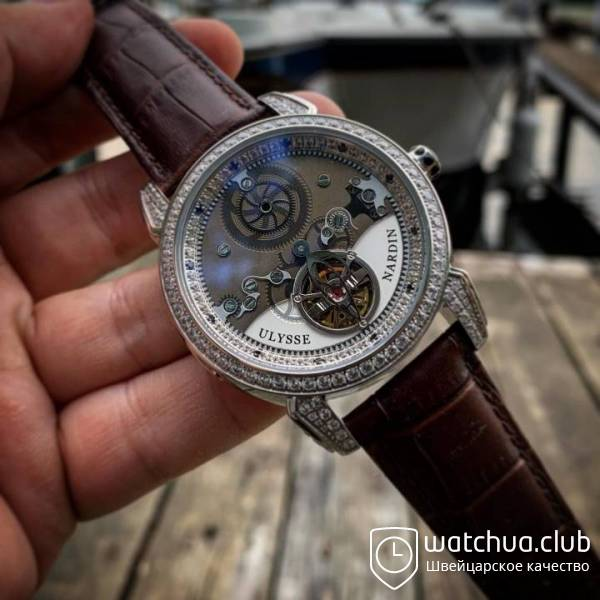 Ulysse Nardin Royal Ruby вид 1