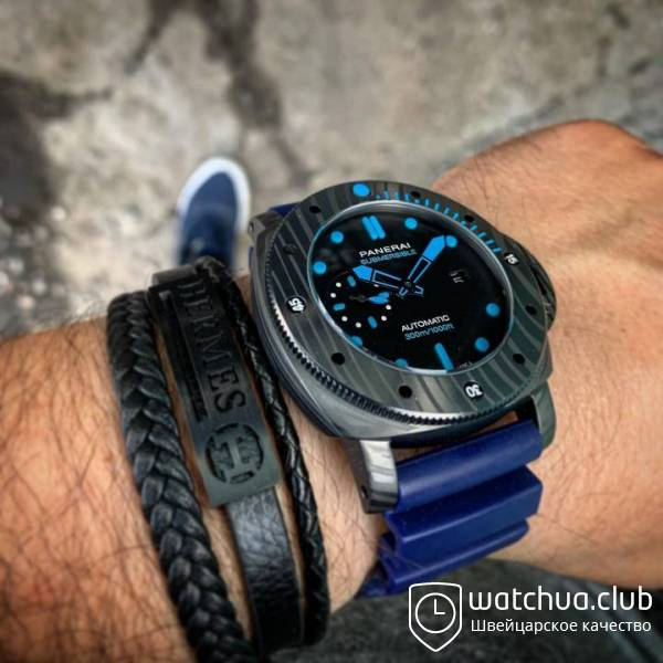 Panerai submersible automatic вид 1