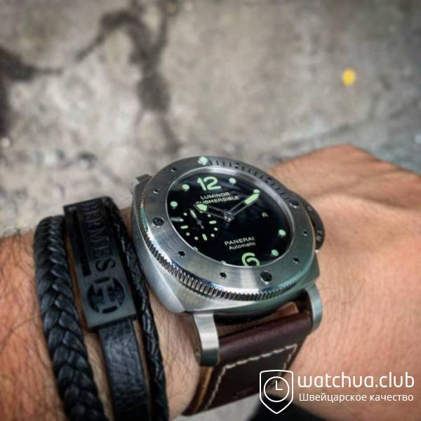 Panerai automatic luminor submersible вид 1