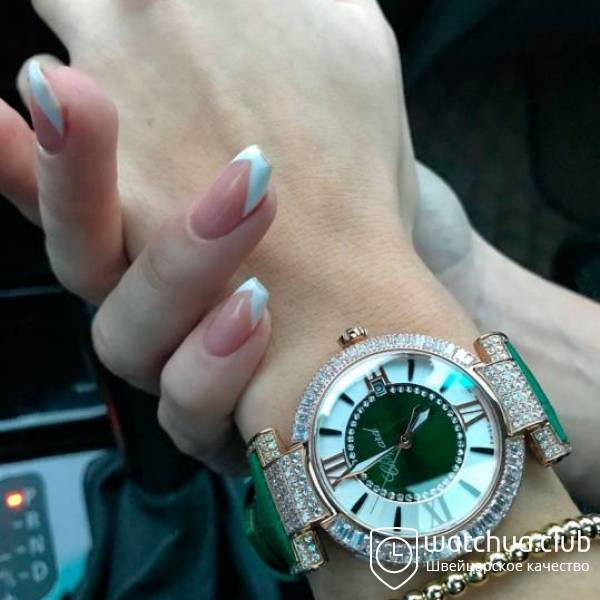 Chopard Imperiale Jade Gold Green вид 1