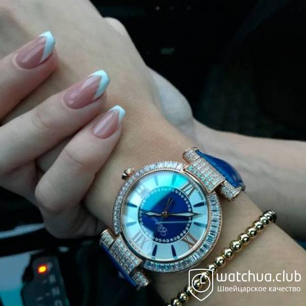 Chopard Imperiale Jade Blue вид 1