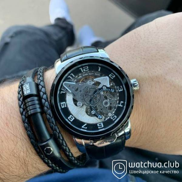 Ulysse Nardin only wafch black вид 1
