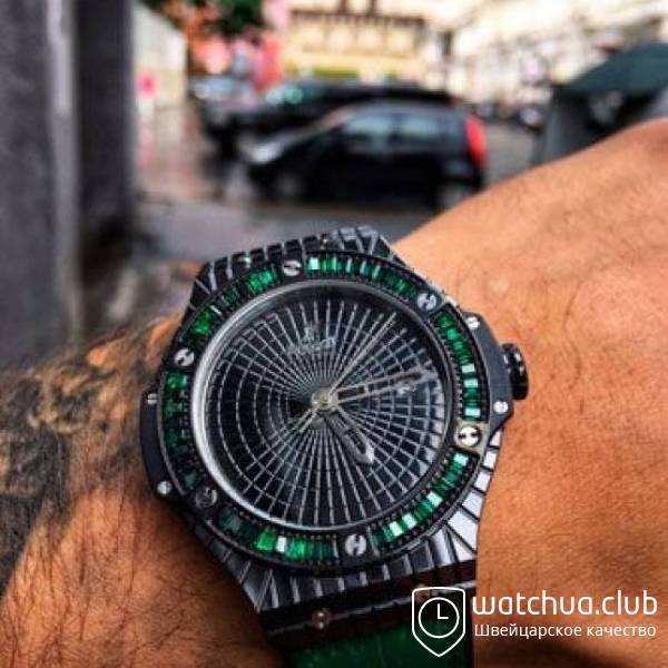 HUBLOT BIG BANG CAVIAR вид 1